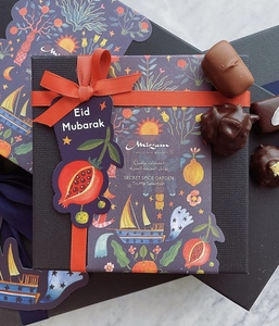 Drivu EID:  Secret Spice Garden Truffle Selection Box of 9