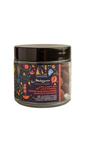 Drivu Roasted Hazelnuts Covered in 45% Milk Chocolate