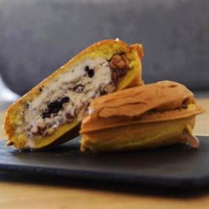 Drivu Ice Cream Burger
