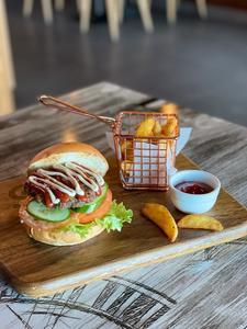 Drivu Hakuna Matata Burger