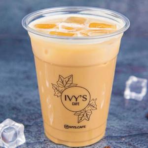 Drivu Iced Carmel Latte