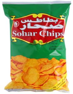 Drivu Sohar Chips Family Size (100g)