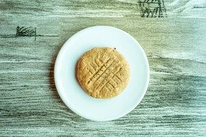 Drivu Peanut Butter Cookie (2 pieces) (GF & Vg)