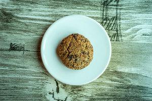 Drivu Flax & Almond Cookie (2 pieces) (GF & Vg)