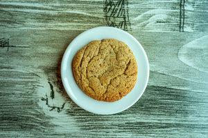 Drivu Almond Date Cookie (2 pieces) (GF & Vg)