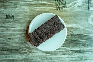 Drivu Fudge Brownie (GF & Vg)