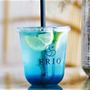 Drivu Blue Lagoon Mojito
