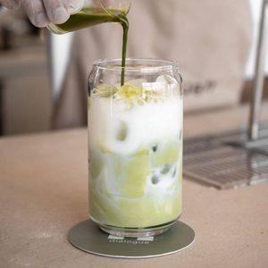 Drivu Iced Matcha Latte