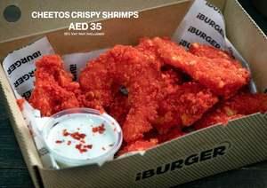 Drivu Cheetos Crispy Shrimp