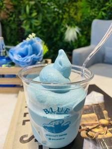 Drivu Blue Soft Serve