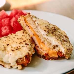 Drivu Cheese & Turkey Ham Toastie
