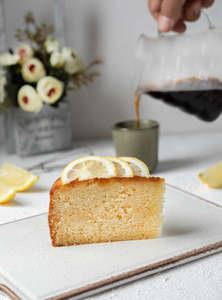 Drivu Lemon Cake