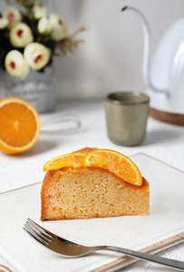 Drivu Orange Cake