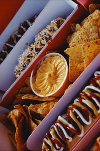 Drivu Hotdogs Sharing Box
