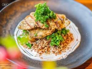 Drivu Zaatar Chicken