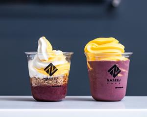 Drivu Acai with Ice Cream