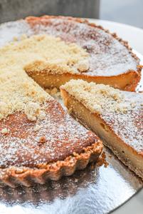Drivu Butter Pie - one slice