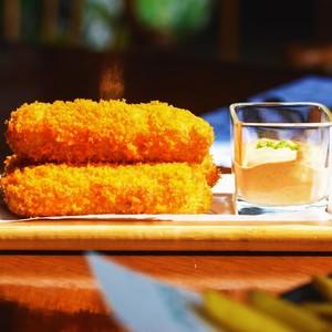 Drivu Mozzarella Cheese Sticks