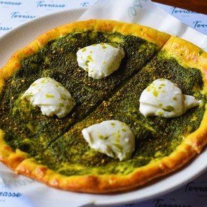 Drivu Burrata Cheese & Zaatar