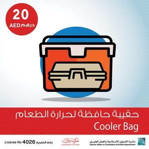 Drivu حقيبة حافظة لحرارة الطعام - Cooler Bag