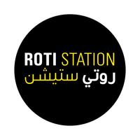Logo roti station logo