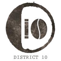 Logo d10cafelogo