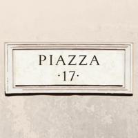Logo piazza 17 social media logo