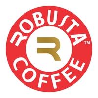 Logo robusta coffee logo
