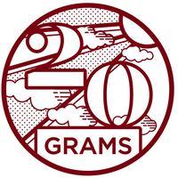 Logo 20gramslogo