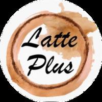 Logo lattepluslogo