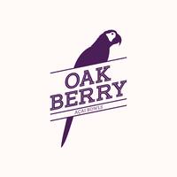 Logo oakberry logo