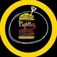 Logo eightieslogo